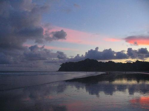 Samara Beach in Costa Rica