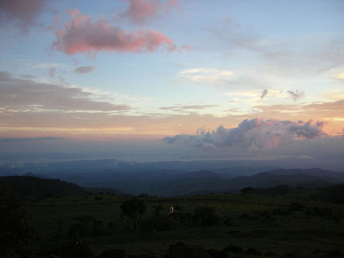 Monteverde sunset
